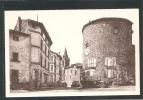 BELLE C.P.A SEPIA - LOUDES (Hte-Loire) - AUTOBUS - Loudes