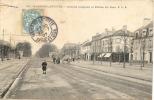 MAISONS LAFFITTE  Avenue Longueil Et Entrée Du Parc - Maisons-Laffitte