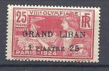 GRAND LIBAN  N° 19 NEUF** LUXE