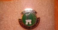 Pin´s Badge Pin Golf Swin Golf De La Roche Aux Fées - Golf