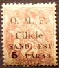 1920 Cilicie Série Sandjak Est Blanc Surchargé YT 98 Neuf *  Côte Dallay 15,00 € - Zonder Classificatie
