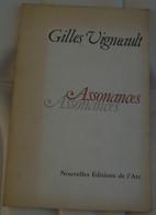 Assonances - Poésie
