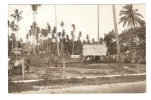 Carte Photo : Singapour - Tamil Oil Extracting Plants - Rare - Cartes Postales