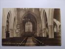 "Kingston-on-Thames. - Interior Of ""All Saints"" - London Suburbs"