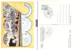 Cartolina Con Annullo Commemorativo - Lodi 10/5/1996 - 200° Ann. Battaglia Ponte Di Lodi - Napoleone - Lodi