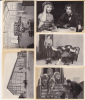 LARGE GERMAN MOVIE CIGARETTE CARDS LOT 1930 CINEMA - VERY RARE ITEM - Ohne Zuordnung