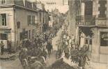 08 VOUZIERS CARTE ALLEMANDE 06/06/1916 - Vouziers