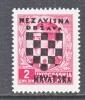 Croatia  13  * - Croatia