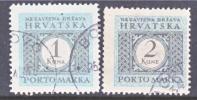 Croatia  J 11-12   24 Mm  (o) - Croatia