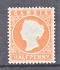 Gambia 5    * - Gambia (...-1964)