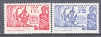 Togo 268-9   **  EXPO. NEW YORK - Togo (1914-1960)