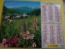 Almanach Du Facteur 1995 - LA POSTE - Vosges N°88 - LES GETS - Ste MAXIME -  LAVIGNE - Formato Piccolo : 1991-00