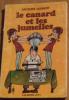 "Livre ""Le Canard Et Les Jumelles"" Jacques Jaubert 1969 - Boeken, Tijdschriften, Stripverhalen"