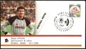 ITALIA ROMA 1985/1986 - CAMPIONATO ITALIANO DI CALCIO 1985/1986 - ROMA Vs BARI - Clubs Mythiques