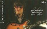 JOHN ONO LENNON * JOHN WINSTON LENNON * THE BEATLES * ROCK & ROLL * MUSIC * GUITAR * MMK270 * Hungary - Hungary