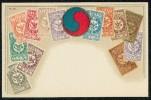 Korea - No. 60. - Sellos (representaciones)