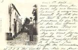 HELMET = Pensionnat De La Sainte Famille - La Ferme (écrite) 1900 - Belgique