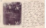 HELMET = Pensionnat De La Sainte Famille -  Les Ruines (écrite) 1900 - Belgique
