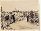 Guerre 14-18 WWI Ruines De Vaux Près Dormans - Guerre, Militaire