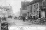 ARBECEY (Haute-Saône) - Bureau De Poste Et Grande Rue. - France
