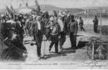 HERICOURT (Haute-Saône) - Cérémonie Patriotique Du 8 Août 1909. Arrivée Des Ministres. - France