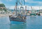 ¤¤ 41 - PORT En BESSIN - La Fête De La Mer - Sortie Des Bateaux Pavoisés   ¤¤ - France