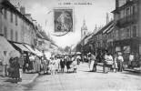 LURE (Haute-Saône) -  La Grande Rue - Lure
