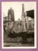 PHOTOGRAPHIE - 59 - DUNKERQUE -  WWII / RUINES - ECOLE SAINT JOSEPH - Lieux