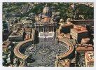 ROMA - CITTA' DEL VATICANO - Piazza San Pietro. Veduta Aerea. Viaggiata 1965 - Roma