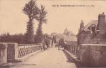 19400 LA TRINITE- PORHOËT  - Le Pont . 11823 Lamiré Saint Judicaël  Enfants - France