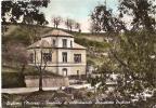 STIGLIANO ( POTENZA ) IMPIANTO DI SOLLEVAMENTO ACQUEDOTTO PUGLIESE - ACQUERELLATA - 1959 - Potenza