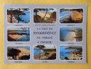 Dep 29 , Cpm DOUARNENEZ , 8 Vues , CT6279 , Les Plages De La Baie(A1.88) - Douarnenez