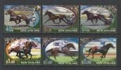 New Zealand QEII 2002 Chinese Year Of The Horse Set MNH - New Zealand
