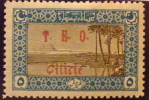 1920 Cilicie Pyramides D'Egypte Surchargé YT 73 Neuf *  Côte Dallay 2,00 € - Zonder Classificatie