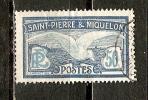 St. Pierre Et Miquelon 1909  50c  (o) - Unclassified