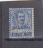 Italy Bengasi 1901 King 25c  MLH - Italy