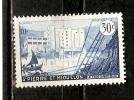 St. Pierre Et Miquelon 1955  30c  (o) - St.Pierre & Miquelon