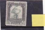 Libya 1926 Pictorial Cent 5 No Wtmk Perf 11 MH - Libya
