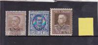 Libya 1929 Overprinted  MNH - Libya