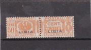 Libya 1931 Parcel Post MH - Libya