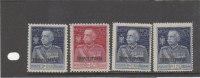 Tripolitania 1925-26 King Victor Emmanuel Set MNH - Tripolitania