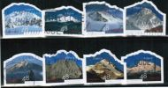CANADA. 2002. USED # 1960 A-h, MOUNTAINS - Carnets