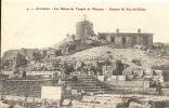 Auvergne- Les Ruines Du Temple De Mercure, Sommet Du Puy-de-Dôme. - France