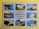 Dep 29 , Cpm DOUARNENEZ , 8 Vues , La Baie De Morgat à Tréboul , Ct6279(14) - Douarnenez