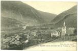 Saint-Paul-de-Cevins.le Village Et La Vallée De L´isère. - Altri Comuni