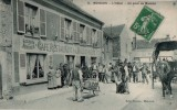 CPA MOISSON L' Hôtel  Un Jour De Marché - Andere Gemeenten