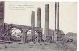 TRITH St LEGER L´Usine Sorot Ce Qui Rest Du Puddlage  Guerre 1914 / 1918 - Other Municipalities
