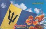 BARBADOS : 011A B$40 Flag Of Barbados USED - Barbados