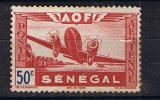 SENEGAL 1942 AVIONS PA 22 MLH - Sénégal (1887-1944)