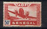 SENEGAL 1942 AVIONS PA 22 MLH - Senegal (1887-1944)